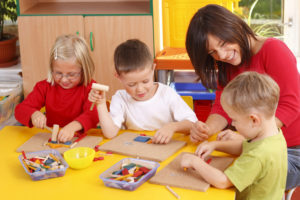 preschool education activities