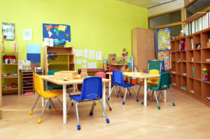 tour a preschool