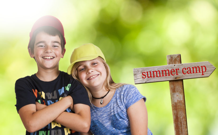 Reflecting On Your Child's Summer Camp Experience