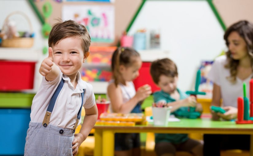 Three Ways That Preschool Benefits Your Child
